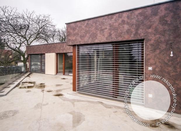 Bohemia Decor - Rekonstrukce domu - Reference - Zeleneč 5
