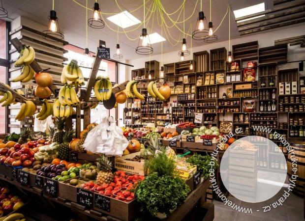 Bohemia Decor - Rekonstrukce prodejny - Reference - BIIO farma 8