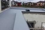 Izolace plochých střech rovných