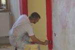 Malířské práce cena ceník