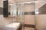 Rekonstrukce koupelny v paneláku Praha 6