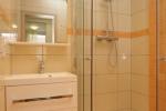 Rekonstrukce koupelny v panelovém bytě Praha 7