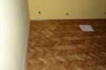 Rekonstrukce podlahy v paneláku 2