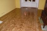 Rekonstrukce podlahy v paneláku 4