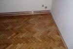 Rekonstrukce podlahy v paneláku 6