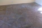 Rekonstrukce podlahy v paneláku 9