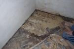 Rekonstrukce podlahy ve starém bytě 1