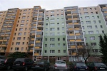 Zateplení panelových domů