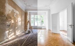 Bohemia Decor - Rekonstrukce bytu - Rekonstrukce - 1